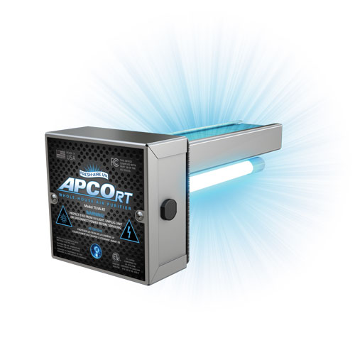 APCO-UV IN-Duct UV Light Purifier